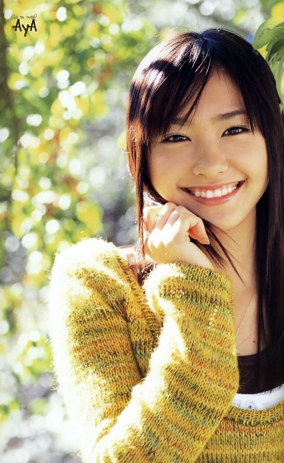 Aragaki Yui Pretty Japanese Girls